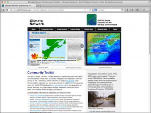 climate_community tool